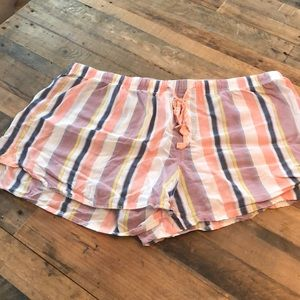 Gillian O'Malley sleep shorts